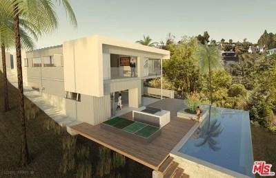 Los Feliz Single Family Home For Sale: 3718 Prestwick Drive