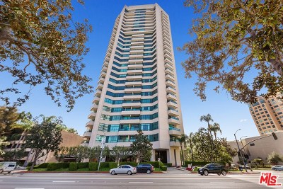 Los Angeles Condo/Townhouse For Sale: 10490 Wilshire #1105
