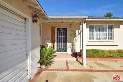 North Hollywood Single Family Home For Sale: 13147 Crewe Street