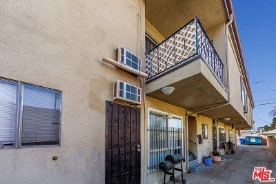 North Hollywood Multi Family Home For Sale: 6641 Beck Avenue