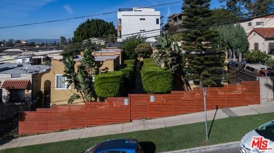Los Angeles Multi Family Home For Sale: 1325 Douglas Street
