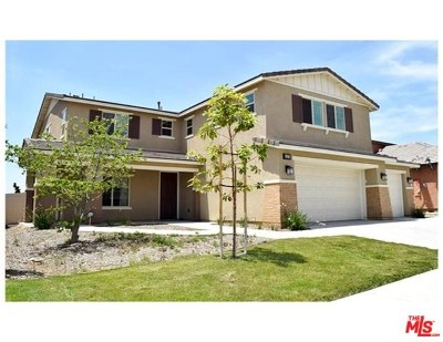 Beaumont Single Family Home For Sale: 1479 Begonia Way