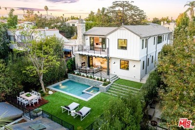 Los Angeles Single Family Home For Sale: 1007 Wellesley Avenue