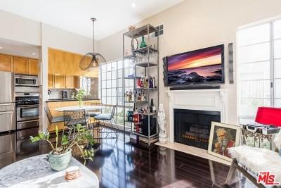 Los Angeles Condo/Townhouse For Sale: 1733 Malcolm Avenue #4