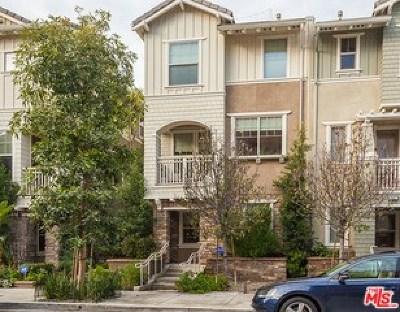 Los Angeles Single Family Home For Sale: 6509 La Mirada Avenue