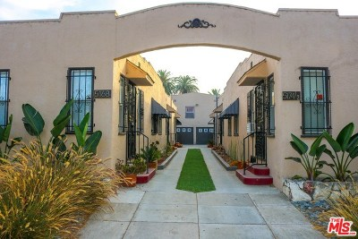 Los Angeles Multi Family Home For Sale: 5168 W 20th Street