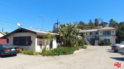 Glendale Multi Family Home For Sale: 1500 S Glendale Avenue