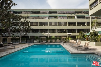 Los Angeles Condo/Townhouse For Sale: 880 W 1st Street #527