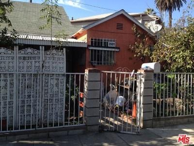 Los Angeles Multi Family Home For Sale: 2001 S Congress Avenue
