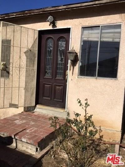 Sun Valley Single Family Home For Sale: 10145 La Tuna Canyon Road