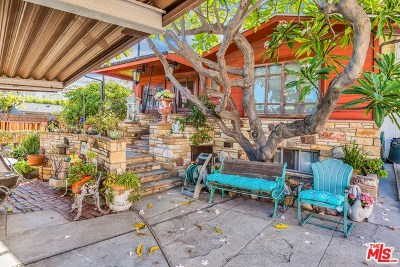 West Hollywood Single Family Home For Sale: 917 Hilldale Avenue