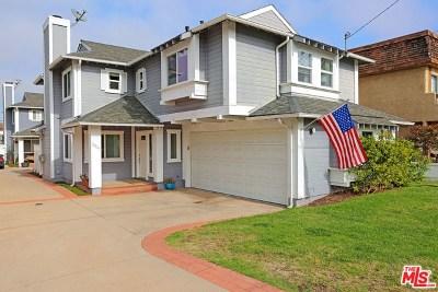 Torrance, Redondo Beach Single Family Home For Sale: 1807 Clark Lane #A