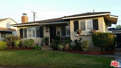 Whittier Single Family Home For Sale: 9236 Firebird Avenue