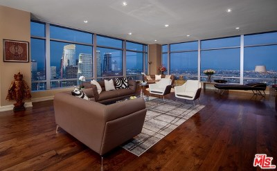 Los Angeles Condo/Townhouse For Sale: 900 W Olympic #48G