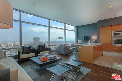 Los Angeles Condo/Townhouse For Sale: 900 W Olympic Boulevard #29C