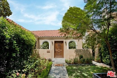 Los Angeles Multi Family Home For Sale: 1049 S Stanley Avenue