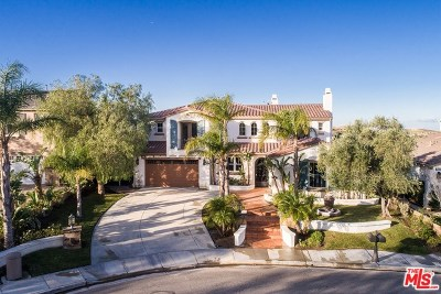 Simi Valley Single Family Home For Sale: 3321 Soft Whisper Court