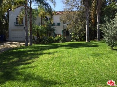 Los Angeles Single Family Home For Sale: 1417 Woodruff Avenue