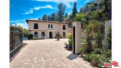 Single Family Home For Sale: 1296 Monte Cielo Drive