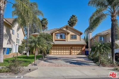 La Habra Single Family Home For Sale: 1410 S Zeke And Elsie Avenue