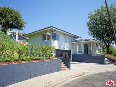 Burbank Single Family Home For Sale: 508 Via Providencia