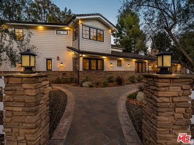 Hidden Hills Single Family Home For Sale: 25005 Lewis And Clark Road