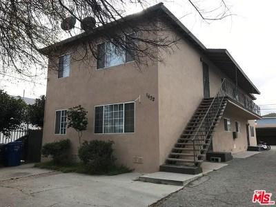 Torrance Multi Family Home For Sale: 1432 Plaza Del Amo