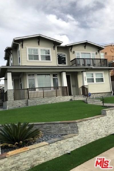 Redondo Beach Single Family Home For Sale: 400 S Francisca Avenue