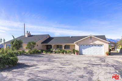 San Bernardino Single Family Home For Sale: 18750 Foothill Street