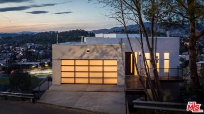 Los Angeles Single Family Home For Sale: 3663 Kinney Street