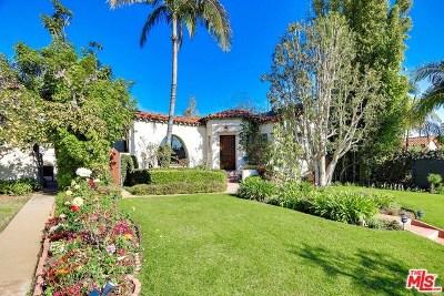 Santa Monica Single Family Home For Sale: 1039 25th Street