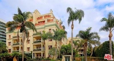 Santa Monica Condo/Townhouse For Sale: 603 Ocean Avenue #4W