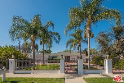 Encino Single Family Home For Sale: 5181 Gaviota Avenue