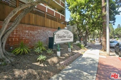 Culver City Condo/Townhouse For Sale: 6355 Green Valley Circle #113