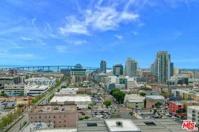 San Diego Condo/Townhouse For Sale: 1080 Park #1302