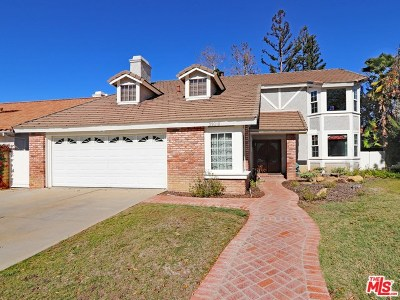 Agoura Hills Single Family Home Active Under Contract: 29019 Freshwater Drive