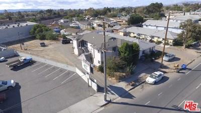 Sun Valley Multi Family Home For Sale: 8405 Glenoaks