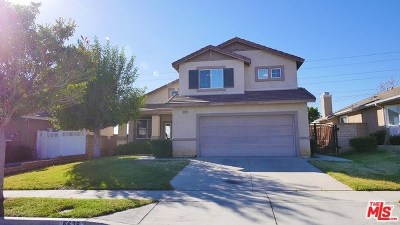 Rancho Cucamonga Single Family Home For Sale: 6608 Cheshire Place