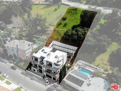 Sherman Oaks Single Family Home For Sale: 3553 Alana Drive