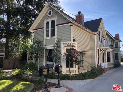 Pasadena Single Family Home For Sale: 1279 N Garfield Avenue