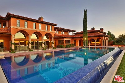 Brentwood, Calabasas, West Hills, Woodland Hills Single Family Home For Sale: 25241 Prado Del Grandioso