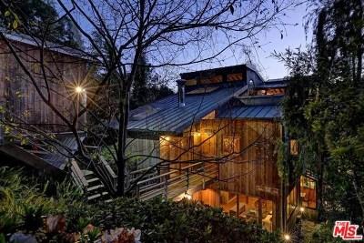 Santa Monica Single Family Home For Sale: 375 Mesa Road