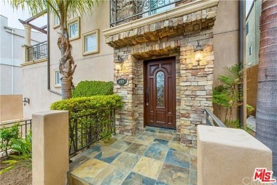Hermosa Beach Condo/Townhouse For Sale: 598 1st Street
