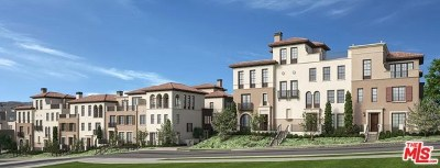 Pasadena Condo/Townhouse For Sale: 378 W Green Street #132