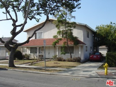 Downey Single Family Home For Sale: 10033 La Reina Avenue