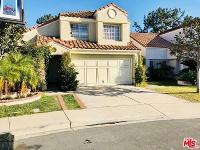 Irvine Single Family Home For Sale: 4 Sorrento