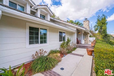 Hidden Hills Single Family Home For Sale: 5601 Jed Smith Road