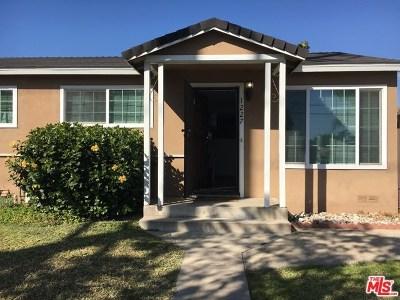 Glendora Single Family Home For Sale: 1227 E Gladstone Street
