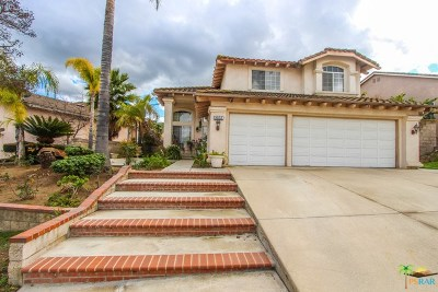 Chino Hills Single Family Home For Sale: 2033 Rancho Hills Drive