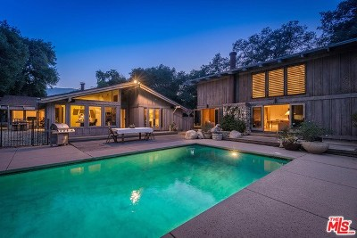Canyon Country Single Family Home For Sale: 15659 Knochaven Street